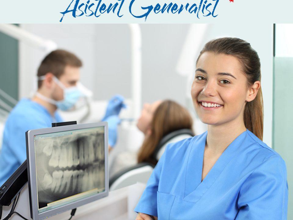 asistent medical generalist /radiologie denta clinic